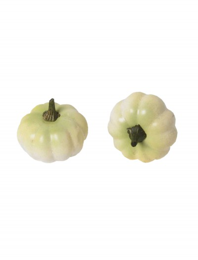 12-Piece Small White Pumpkins Set buy now