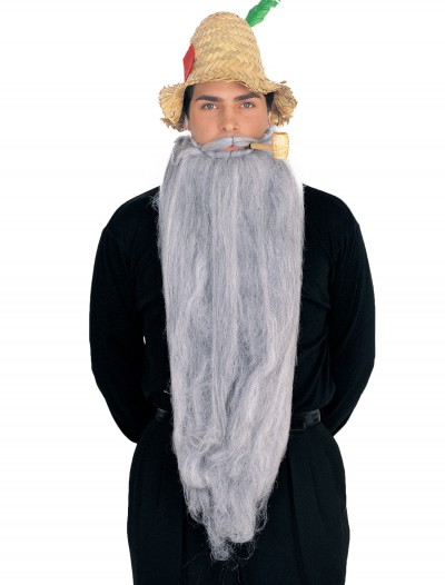 25-inch Long Beard & Mustache Set buy now