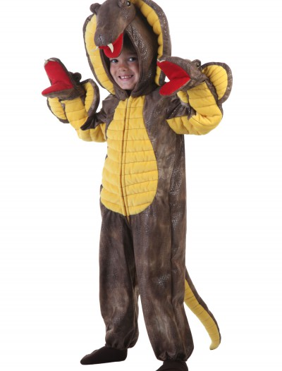 3 Headed Cobra Snake Costume buy now