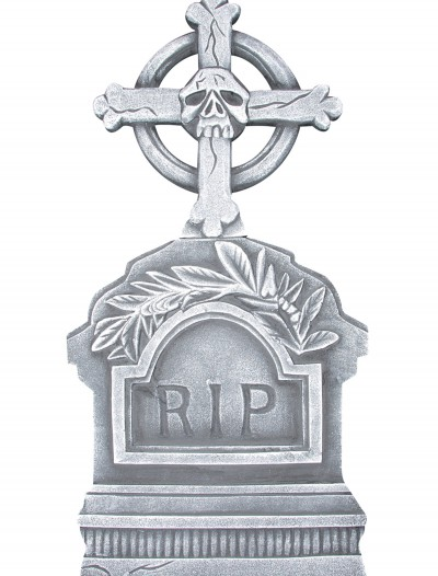 "36"" Two Piece RIP Tombstone buy now"