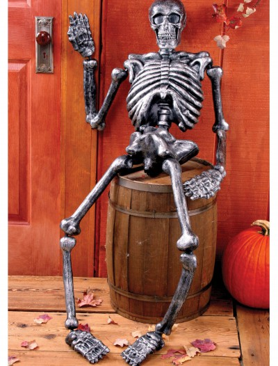 5 FT Metallic Skeleton buy now