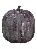 "6"" Purple Glittered Pumpkin buy now"