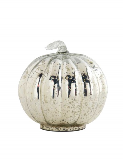 "6.5"" Round Mercury Pumpkin buy now"
