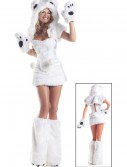 8 pc Deluxe Polar Bear Costume buy now