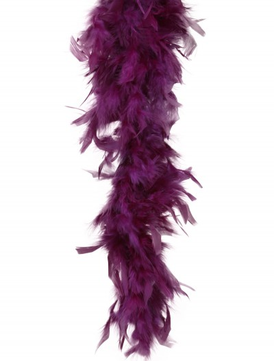 80 Gram Plum Boa buy now
