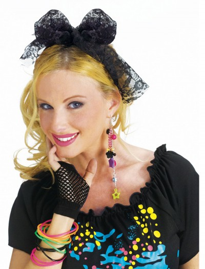 80's Lace Headband buy now