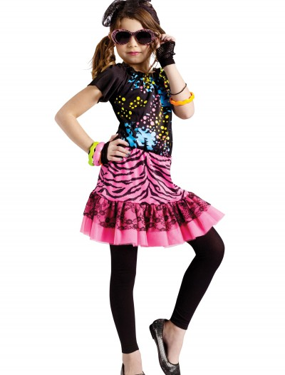 80s Pop Party Kids Costume buy now