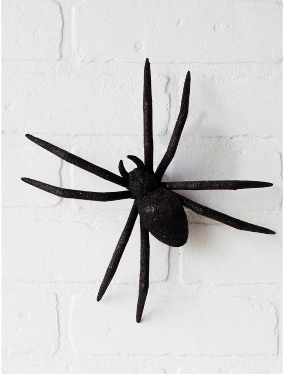 9 Inch Glitter Spider w/ Clip buy now