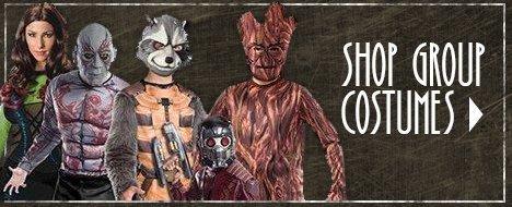 Group Halloween Costumes
