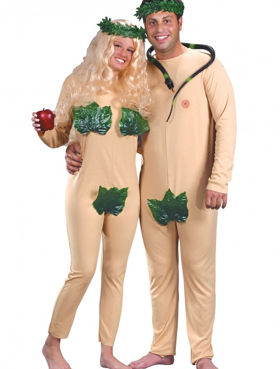 Adam and Eve Costume buy now