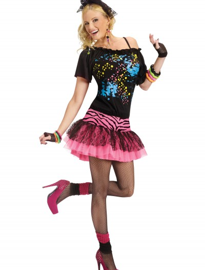 Adult 80s Pop Party Costume buy now