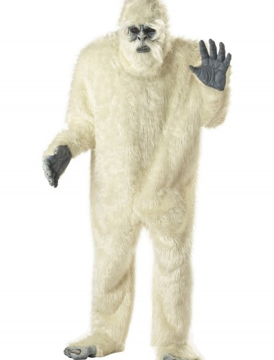 Adult Abominable Snowman Costume buy now