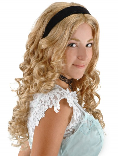 Adult Alice in Wonderland Wig buy now