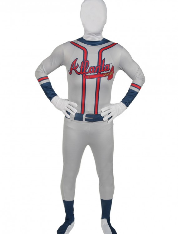 Adult Atlanta Braves Skin Suit buy now