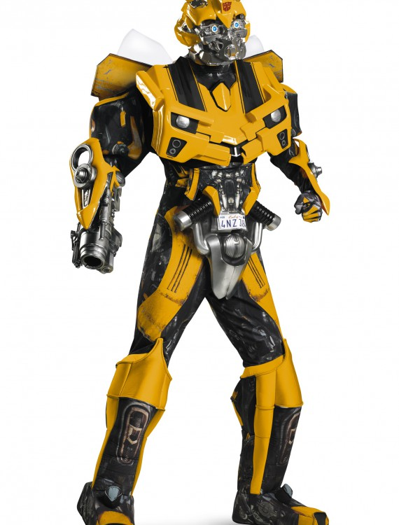 Adult Authentic Bumblebee Costume buy now