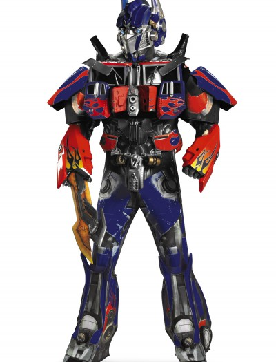 Adult Authentic Optimus Prime Costume buy now