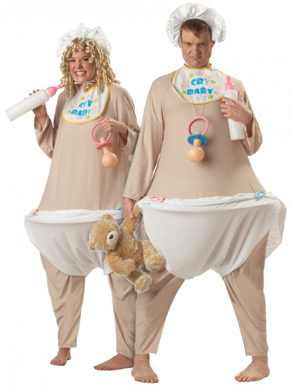 Adult Baby Costume buy now