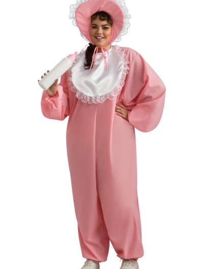 Adult Baby Girl Plus Size Costume buy now