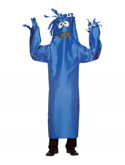 Adult Blue Wacky Wiggler Costume buy now