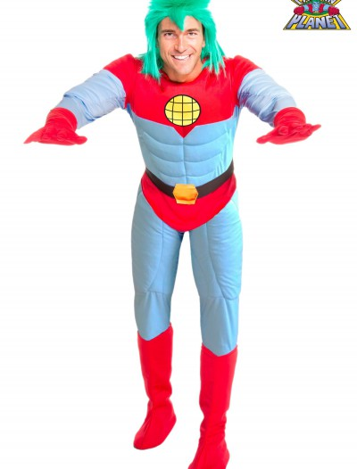 Adult Captain Planet Costume buy now