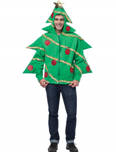 Adult Christmas Tree Hoodie buy now