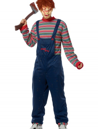 Adult Chucky Costume buy now