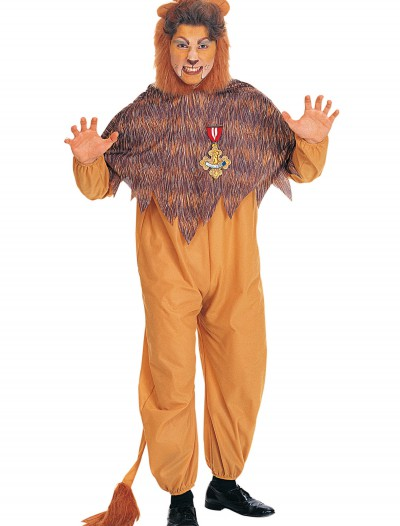 Adult Cowardly Lion Costume buy now