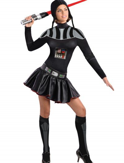 Adult Darth Vader Dress Costume buy now