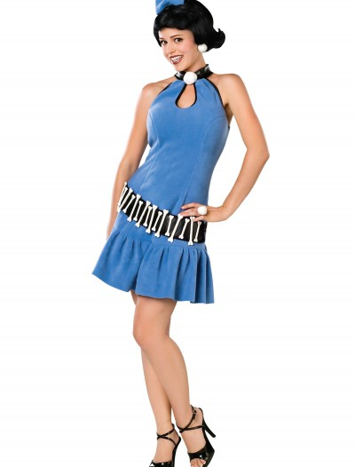 Adult Deluxe Betty Rubble Costume buy now