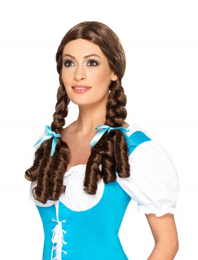 Adult Deluxe Kansas Girl Wig buy now