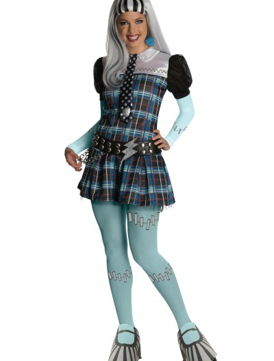 Adult Deluxe Frankie Stein Costume buy now