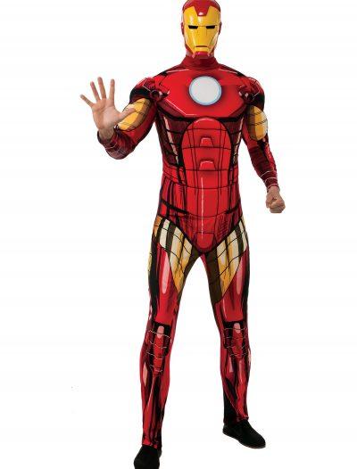 Adult Deluxe Iron Man Costume buy now