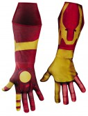 Adult Deluxe Iron Man Mark 42 Gloves buy now