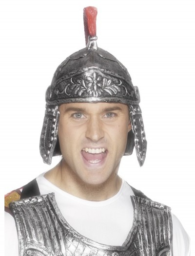 Adult Deluxe Roman Armor Helmet buy now