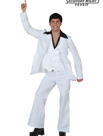 Adult Deluxe Saturday Night Fever Costume buy now