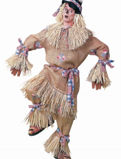 Deluxe Men's Scarecrow Costume buy now