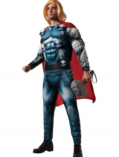 Adult Deluxe Thor Costume buy now