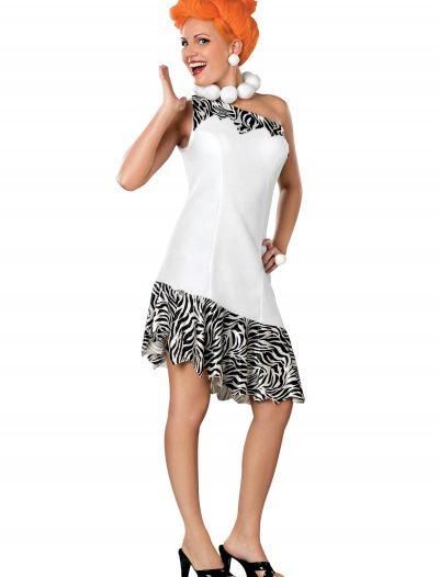 Adult Deluxe Wilma Flintstone Costume buy now