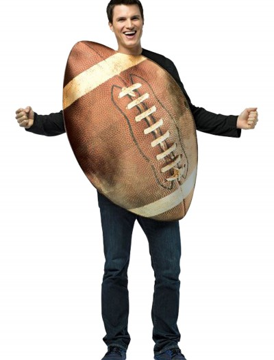 Adult Get Real Football Costume buy now