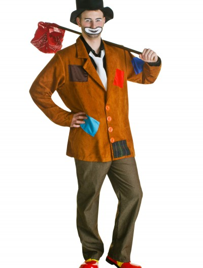 Adult Hobo Clown Costume buy now