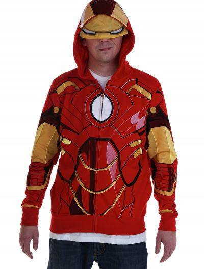Adult Iron Man Costume Hoodie buy now