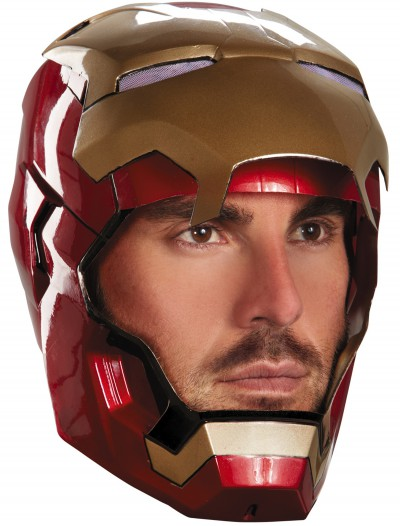 Adult Iron Man Mark 42 Helmet buy now