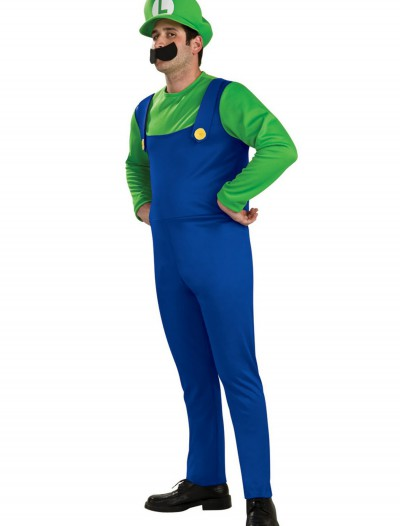 Adult Luigi Costume buy now