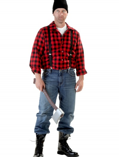 Adult Lumberjack Costume buy now