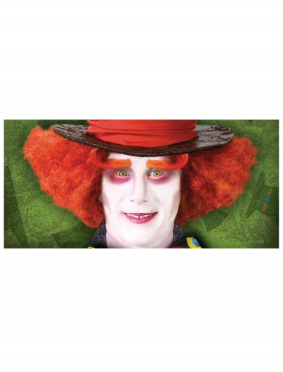 Adult Mad Hatter Eyebrows buy now
