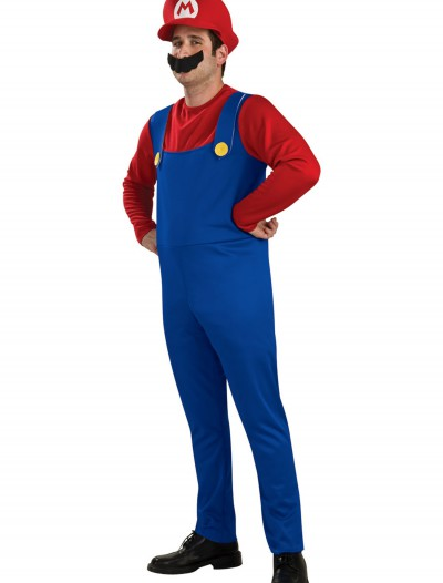 Adult Mario Costume buy now