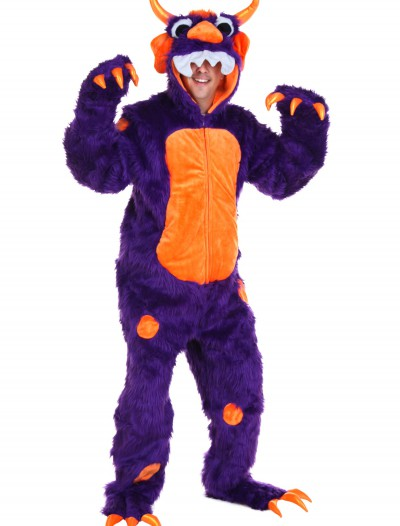 Adult Morris the Monster Costume buy now