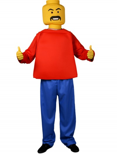 Adult Mr. Blockhead Original Costume buy now