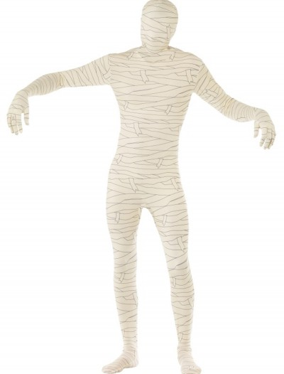 Adult Mummy Second Skin Costume buy now