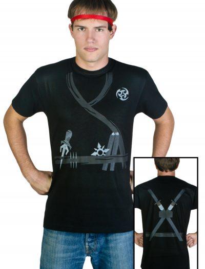 Adult Ninja Costume T-Shirt buy now